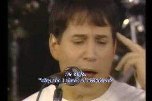 Ladysmith Black Mambazo/Paul Simon: You Can Call Me Al