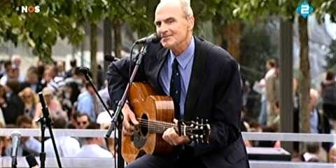 James Taylor at Ground Zero, September 11, 2011