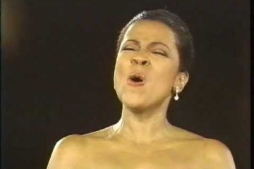 Kathleen Battle Sings Swing Low, Sweet Chariot and Vilja-Lied