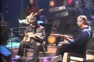 John Lee Hooker Brings Mississippi to Rock and Roll