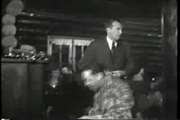 Duke Ellington and Jimmy Stewart