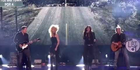 Little Big Town: Tornado and Boondocks
