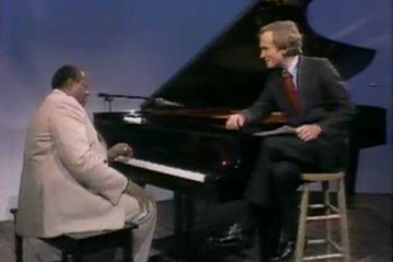 Oscar Peterson on The Dick Cavett Show