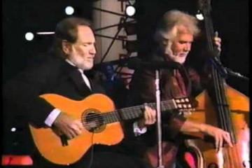 Willie Nelson Makes it Look Easy