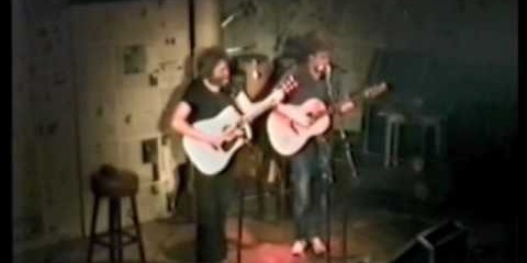Jerry Garcia and Bob Weir: I've Been All Around This World