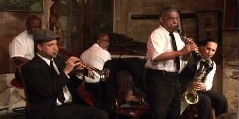 The Preservation Hall Jazz Band: Tailgate Ramble and Basin Street Blues