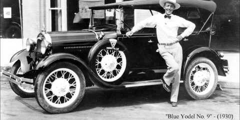 Jimmie Rodgers: Blue Yodel No. 9
