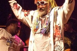 George Clinton of Parliament Funkadelic (Photo: Joe Loong)