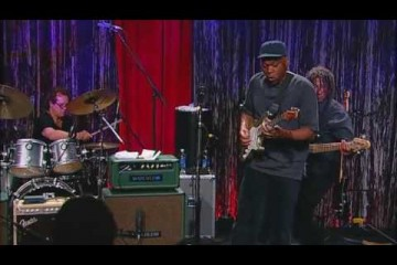The Robert Cray Band: Smoking Gun and Back Door Slam