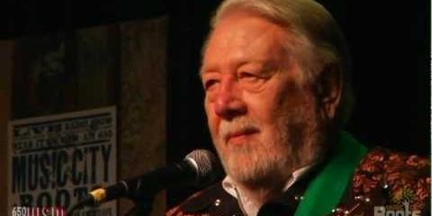 Cowboy Jack Clement:  April 5, 1931 – August 8, 2013