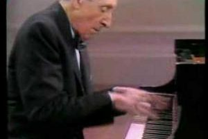 The Great Vladimir Horowitz