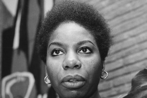 """""""Nina Simone 1965"""" by Kroon, Ron / Anefo - [1] Dutch National Archives, The Hague, Fotocollectie Algemeen Nederlands Persbureau (ANEFO), 1945-1989, Nummer toegang 2.24.01.03 Bestanddeelnummer 918-5601. Licensed under Creative Commons Attribution-Share Alike 3.0 via Wikimedia Commons - http://commons.wikimedia.org/wiki/File:Nina_Simone_1965.jpg#mediaviewer/File:Nina_Simone_1965.jpg"""