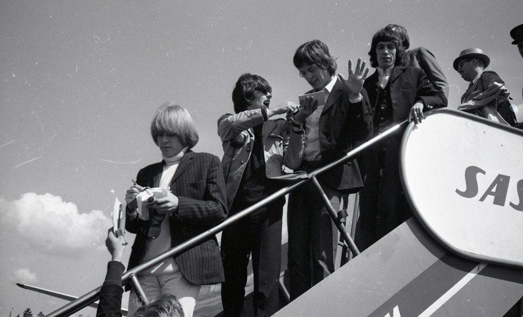 Donald Trump, rock music, The Rolling Stones, U2, David Bowie