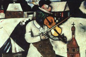 Chagall_Fiddler