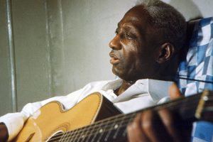 Lead Belly. Photo: Dr Richard S. Blacher