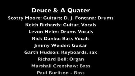Deuce and a Quarter